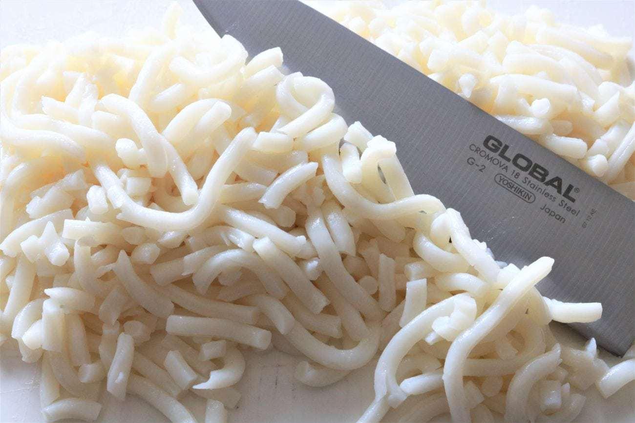 "Asian Inspired Mac ""N"" Cheese"