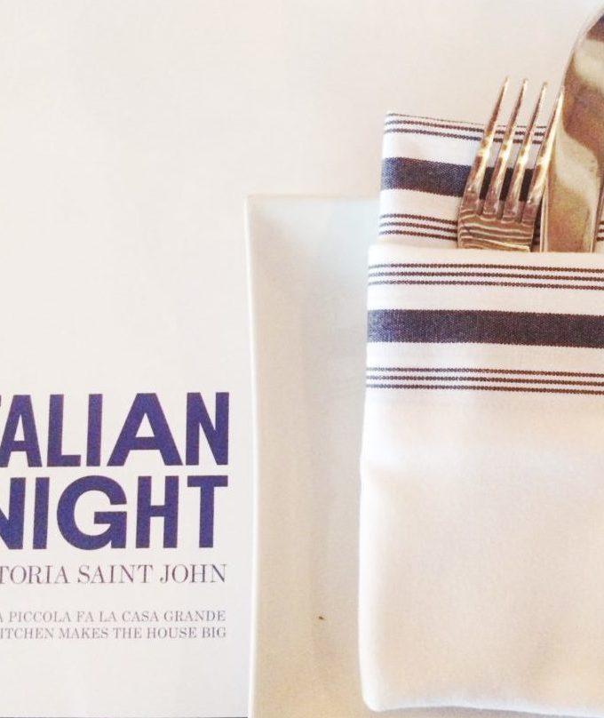 Italian By Night