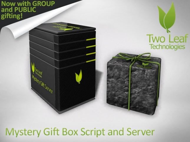MysteryGiftBoxServer