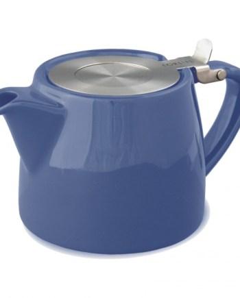 Tetera Azul Stump Teapot 40 cl Two Leaves Tea