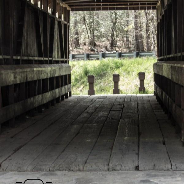a Day at Pisgah Covered Bridge