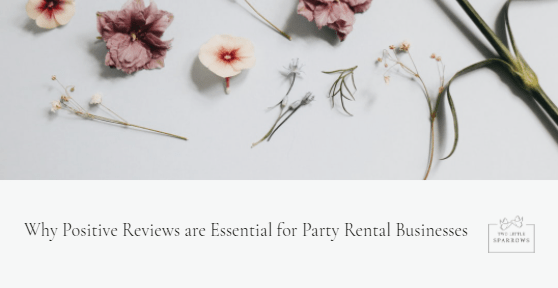 Why Positive Reviews are Essential for your Yard Rental Rental Businesses