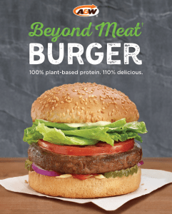 vegan fast food beyond meat