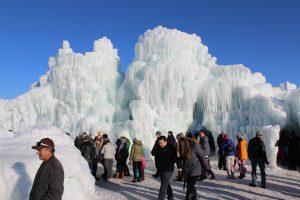 Ice Castle People