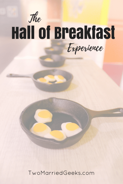 Visit the Hall of Breakfast in Salt Lake and other coming soon cities! #familyfun #breakfast #hallofbreakfast