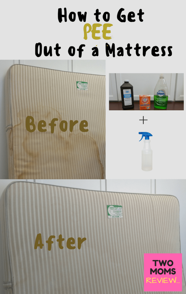 how to get pee out of a mattress in 5 easy steps. Black Bedroom Furniture Sets. Home Design Ideas