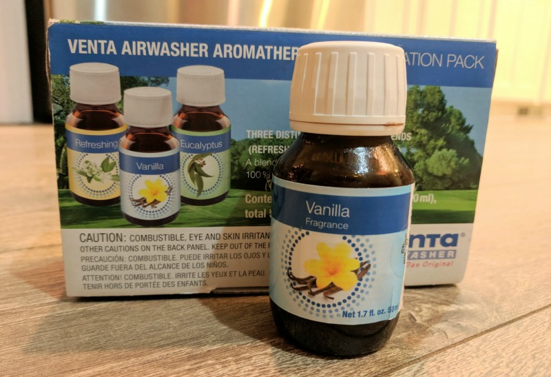 Venta essential oils