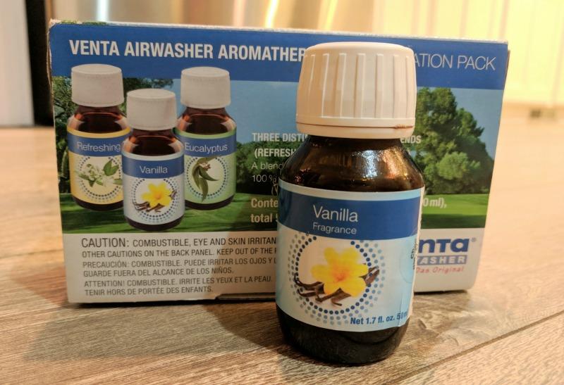 Venta essential oils