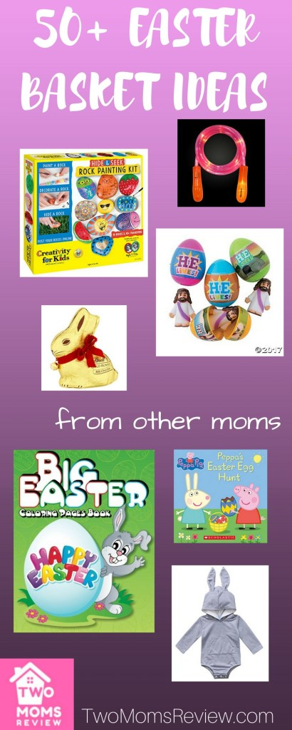 what to put in Easter basket