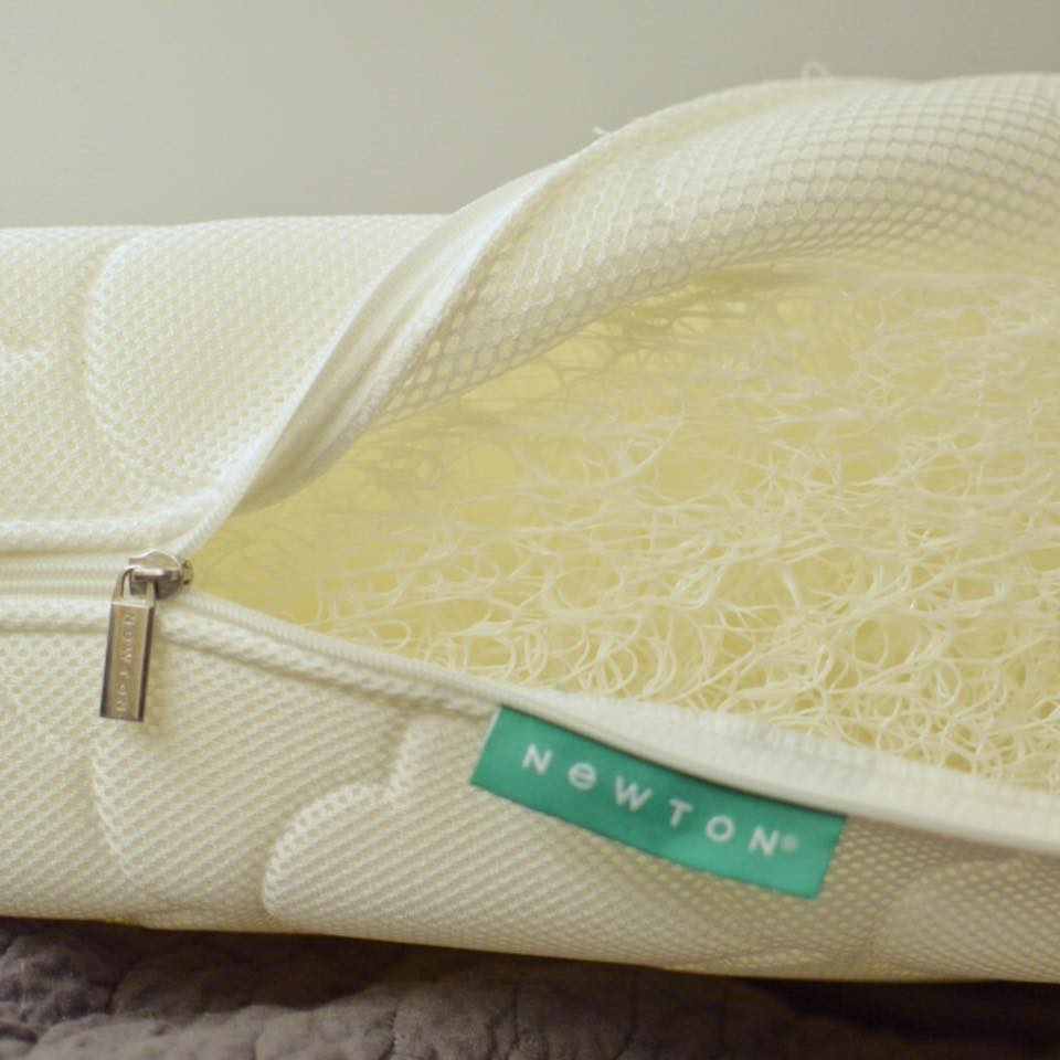 new breathable baby mattress review: the newton baby mattress | two