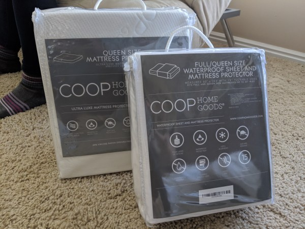 washable incontinence pad review