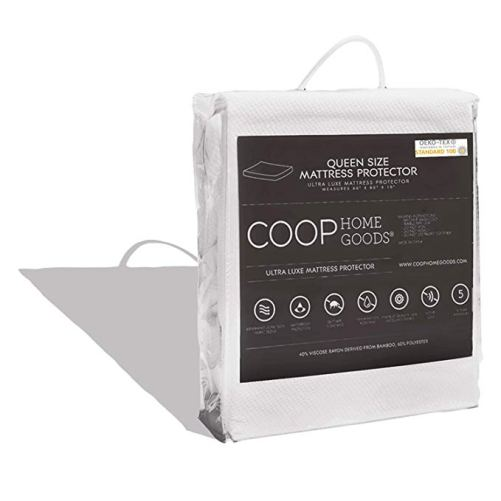 Coop waterproof mattress protector