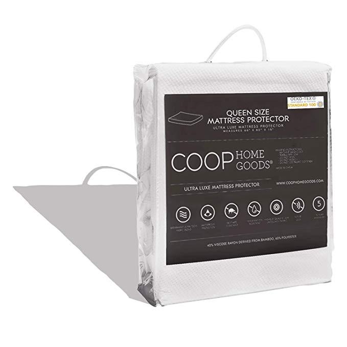 Coop waterproof mattress protector