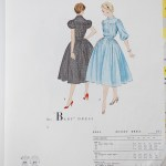 3004 Mccalls 1954 Winter Vintage Pattern | 1950s Two Old Beans Vintage Clothing