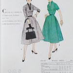 9961 Mccalls 1954 Winter Vintage Pattern | 1950s Two Old Beans Vintage Clothing