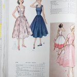9618 + 8789 Mccalls 1954 Winter Vintage Pattern | 1950s Two Old Beans Vintage Clothing
