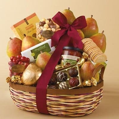 Image result for harry and david baskets