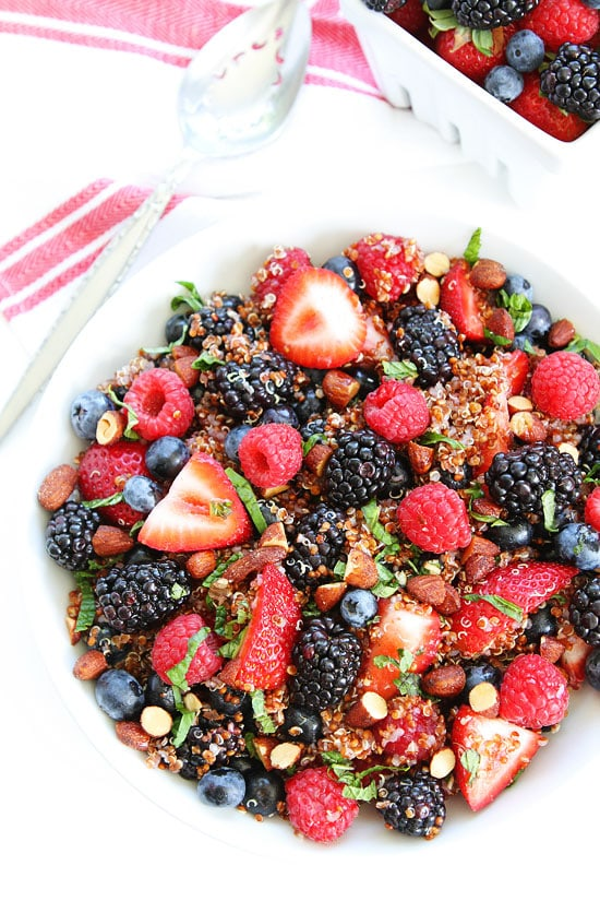 Image result for Berry Healthy Salad