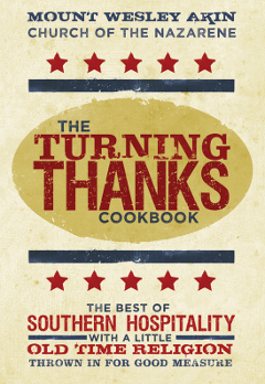 The Turning Thanks Cookbook