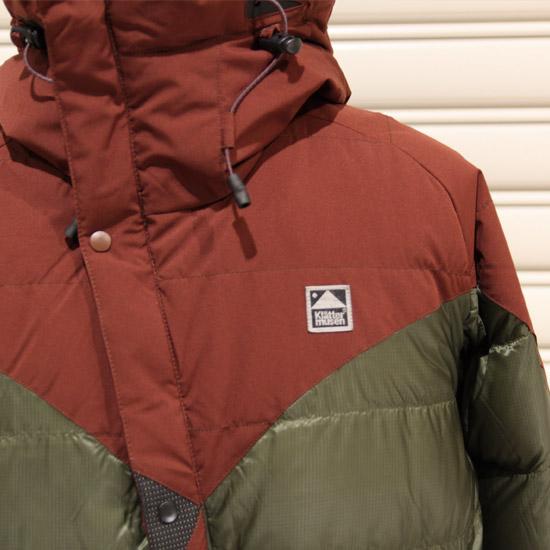 KLATTERMUSEN (クレッタルムーセン) Atle2.0 Jacket (アトレ2.0 ジャケット) Buerntlava/Pinegreen