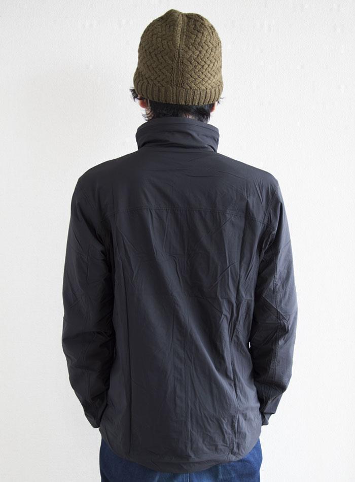 ARC'TERYX(アークテリクス) Nodin Jacket(ノディン ジャケット)Mens Black