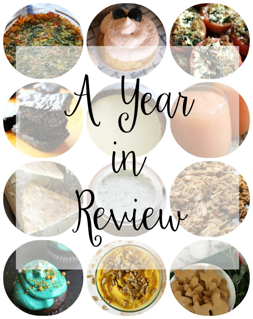 2016 - A Year in Review