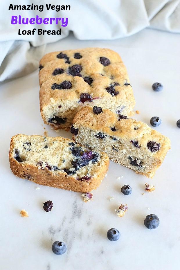 Amazing Blueberry Muffins - Vegan - TwoRaspberries - photo#22