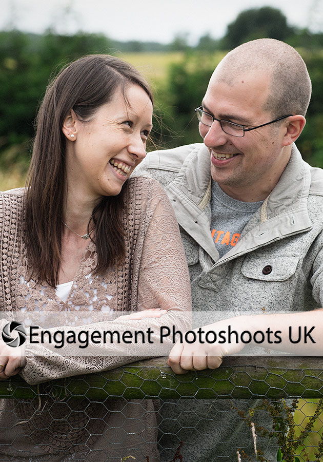 Engaged couple having their engagement phographed by TWorld Weddings