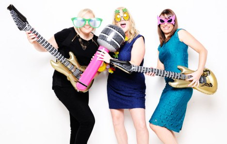Photo booth hire Lichfield