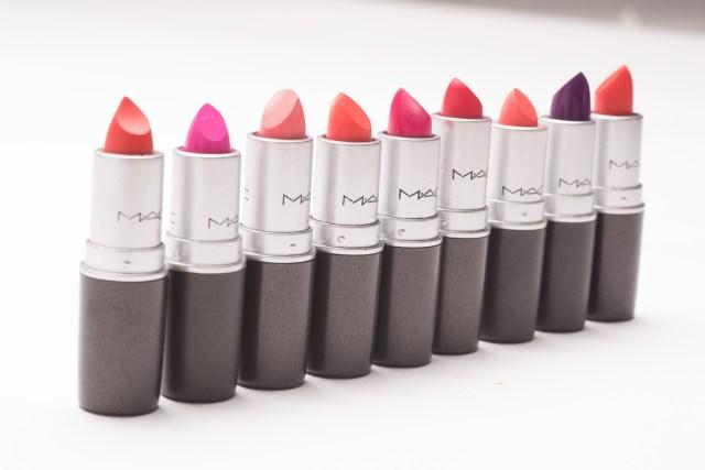 Photograph of make up artist kit