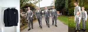 groomsman wedding photos by Tworld Weddings