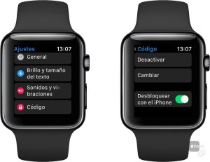 activar codigo en Apple Watch