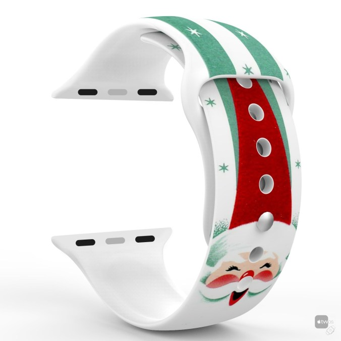 Moko Moko modelo Santa Claus para Apple Watch