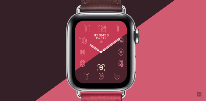 Series 4 Hermes Edition