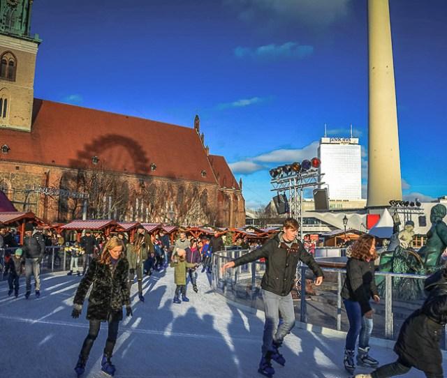 Berlin Germany Apple Market London Best Christmas Europe Breaks