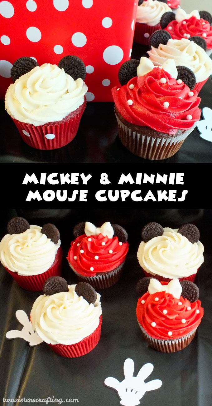 Mickey Minnie Birthday Red And Mouse Party