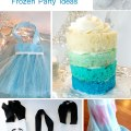Disney frozen party ideas two sisters crafting