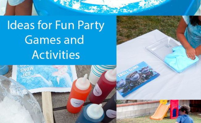 Frozen Party Games And Activities Two Sisters Crafting