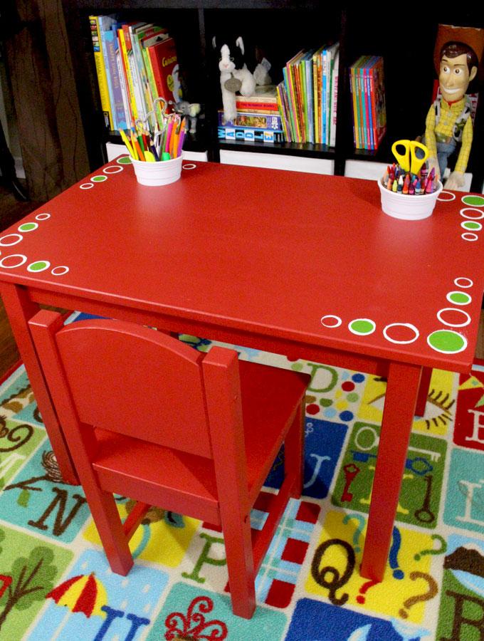 DIY Kids Homework Desk  Ikea Hack  Two Sisters