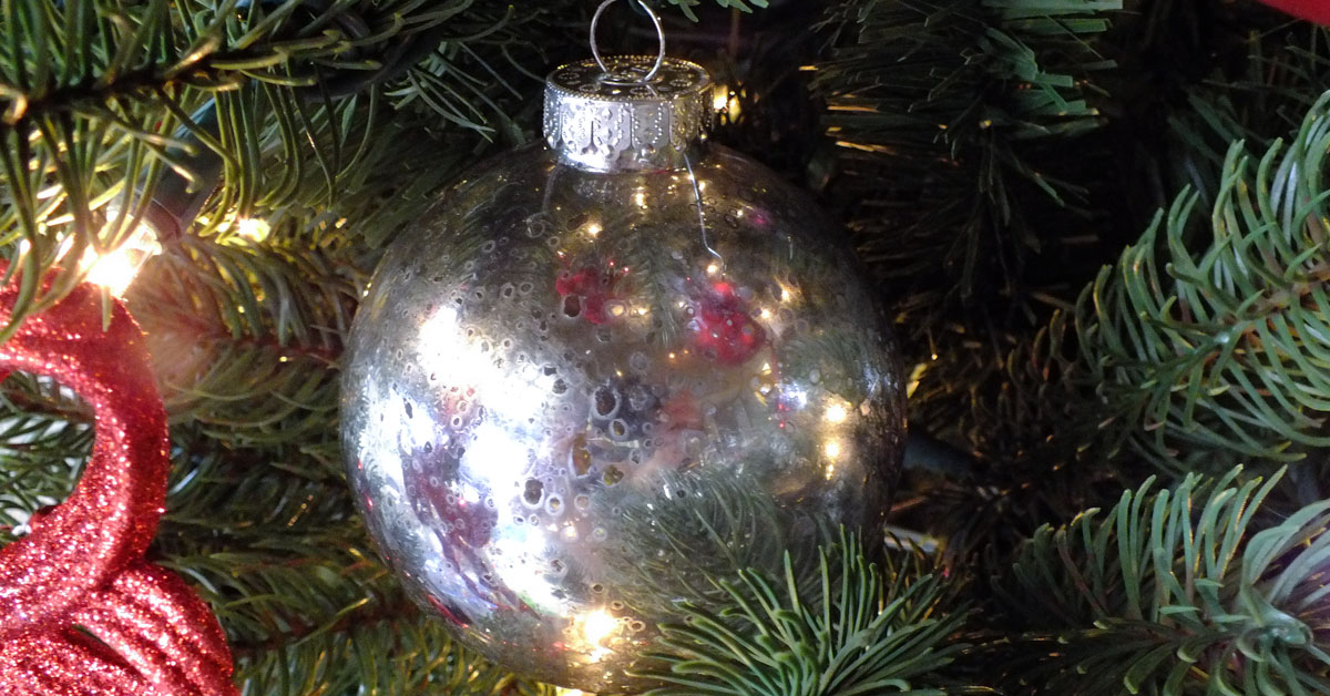 glass candy christmas ornaments