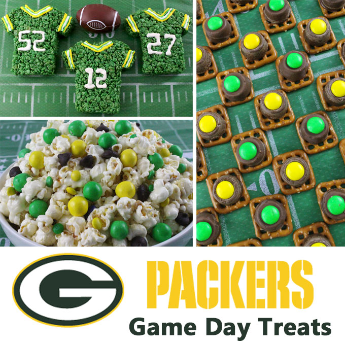 Green Bay Packers Game Day Treats Two Sisters Crafting