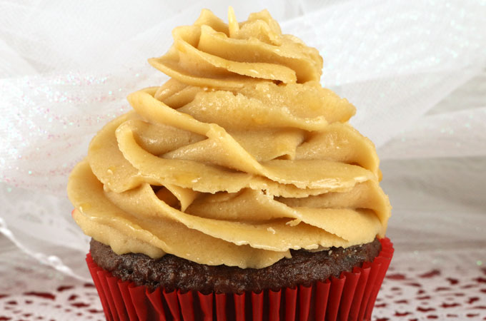 Buttercream Frosting Cupcakes Recipe