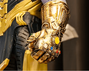 thanos gloves