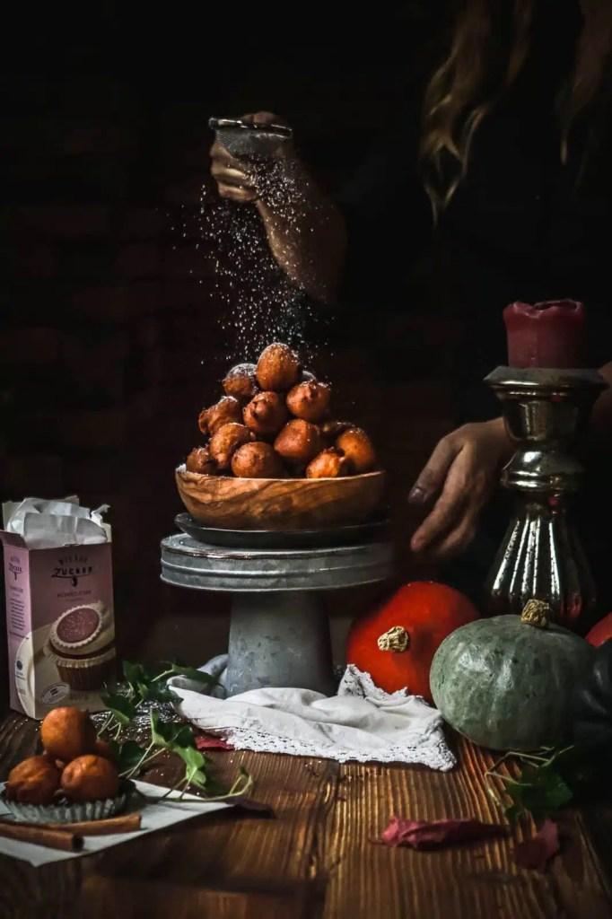 donut recipes, gebackene mause, austrian recipe , fall recipe