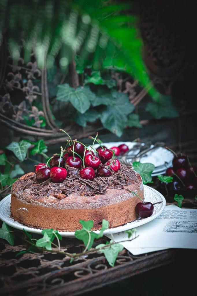 easy summer cake recipe, chocolate cake recipe