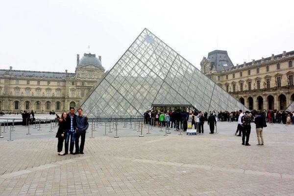 Louvre World' Largest Museum Two Small Potatoes