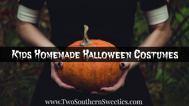 Kids Homemade Halloween Costumes