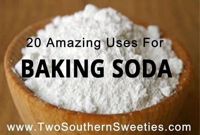 20 Amazing Uses For Baking Soda