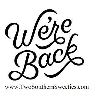 We're Back…Again!!