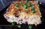 Spicy Southwest Breakfast Casserole Bake